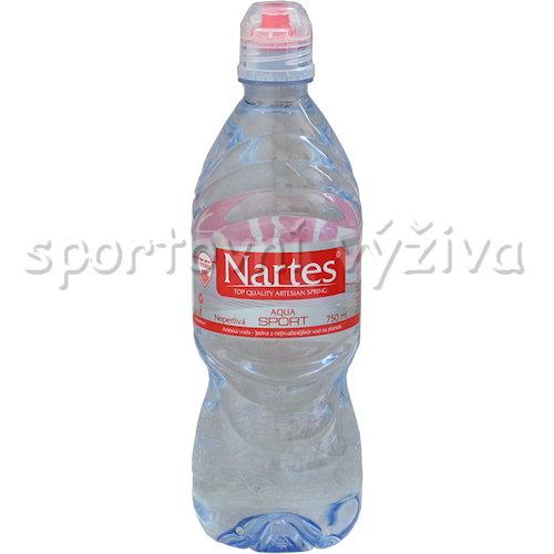 Nartes Aqua Sport 750ml - horský pramen