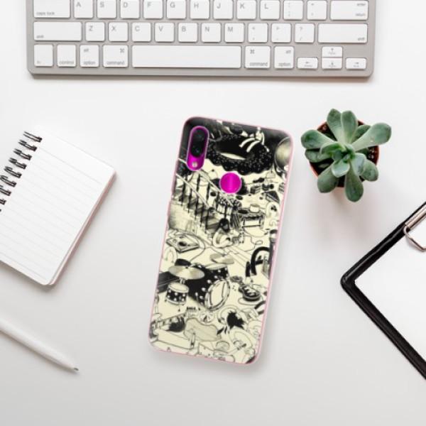 Odolné silikonové pouzdro iSaprio - Underground - Xiaomi Redmi Note 7