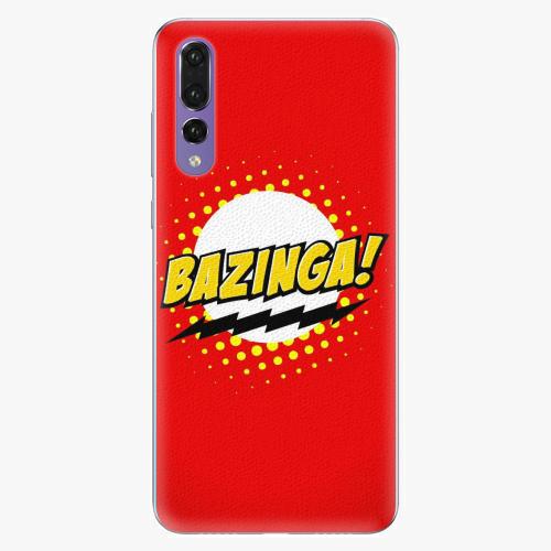 Plastový kryt iSaprio - Bazinga 01 - Huawei P20 Pro