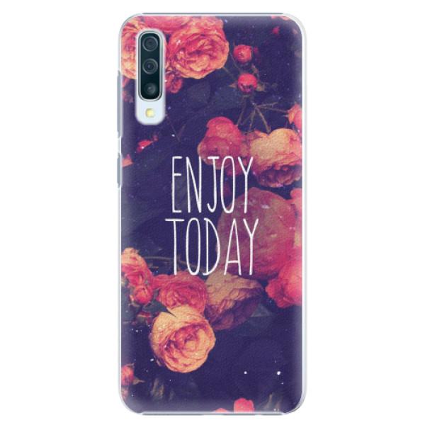 Plastové pouzdro iSaprio - Enjoy Today - Samsung Galaxy A50