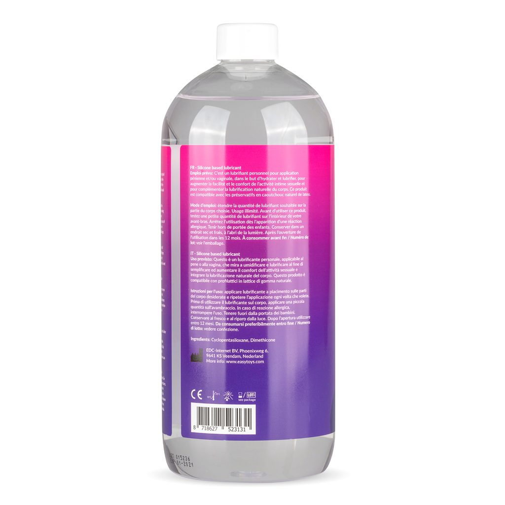 EasyGlide Silicone Lubricant 1000 ml