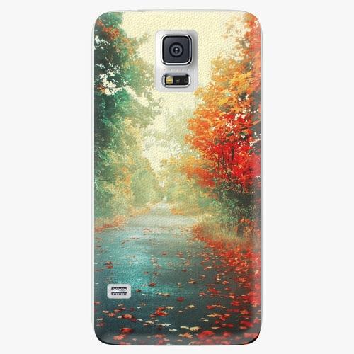 Plastový kryt iSaprio - Autumn 03 - Samsung Galaxy S5