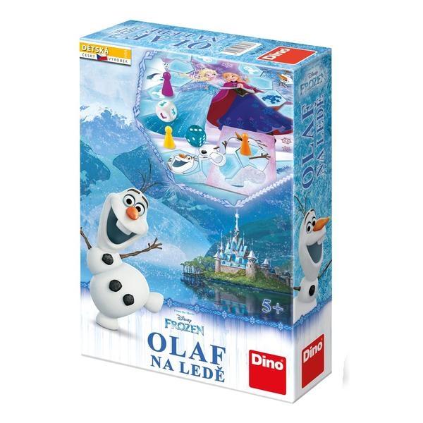 Hra OLAF NA LEDĚ, FROZEN - Ledové království