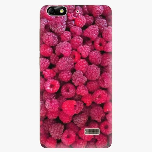 Plastový kryt iSaprio - Raspberry - Huawei Honor 4C