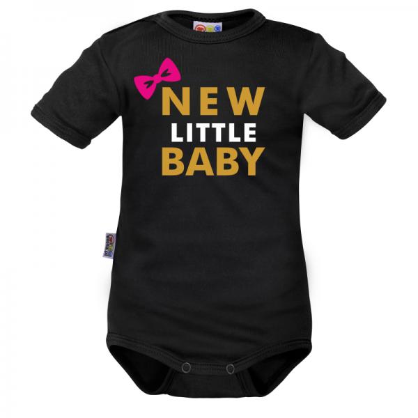 Body krátký rukáv Dejna New little Baby