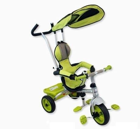 baby-mix-trikolka-s-pasy-a-vodici-tyci-zelena