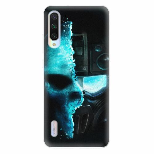 Silikonové pouzdro iSaprio - Roboskull - Xiaomi Mi A3