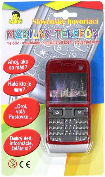 Telefon NOKIA dětský se zvukem 5 barev Slovenská verze