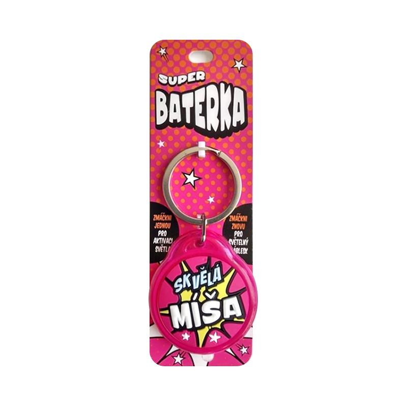 Super baterka - Míša