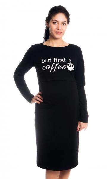 be-maamaa-tehotenska-kojici-nocni-kosile-but-first-coffee-cerna-vel-l-xl-l-xl