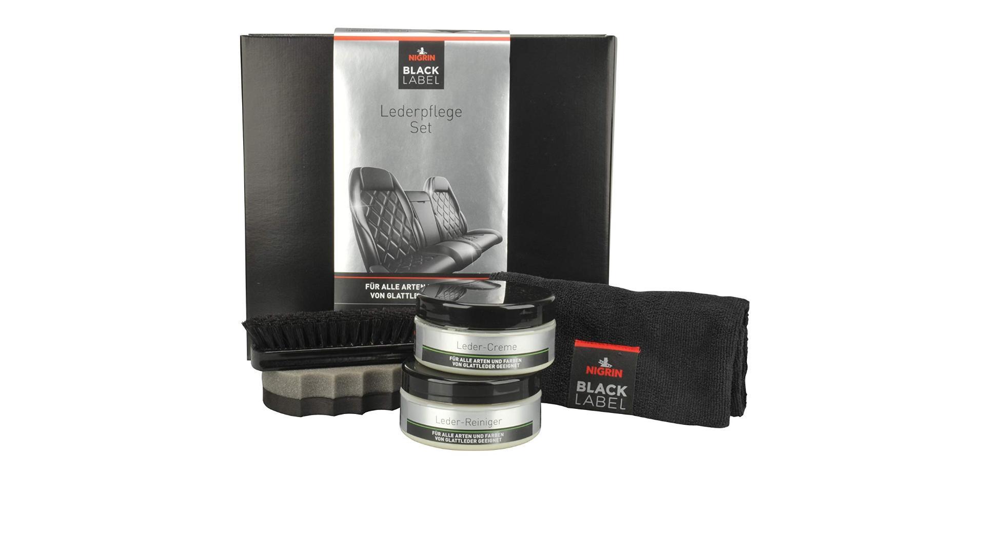NIGRIN Leather Care Kit