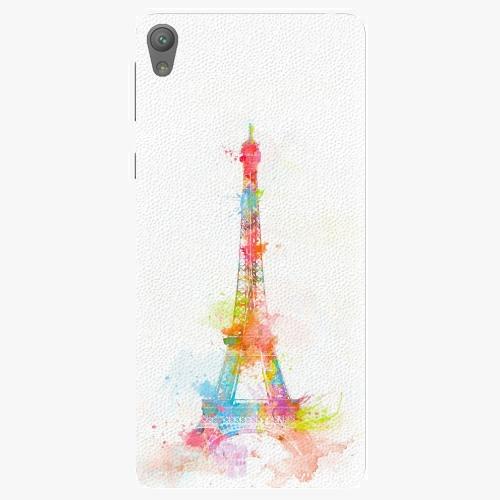 Plastový kryt iSaprio - Eiffel Tower - Sony Xperia E5