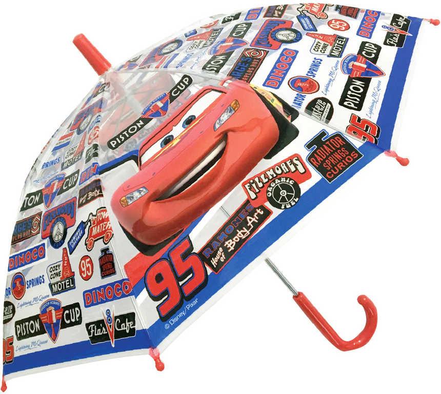 Deštník dětský Cars (Auta) manuální otevírání