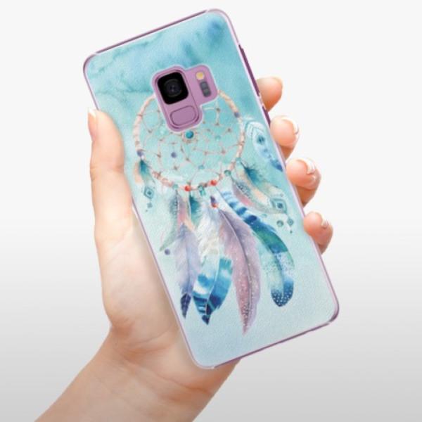 Plastové pouzdro iSaprio - Dreamcatcher Watercolor - Samsung Galaxy S9
