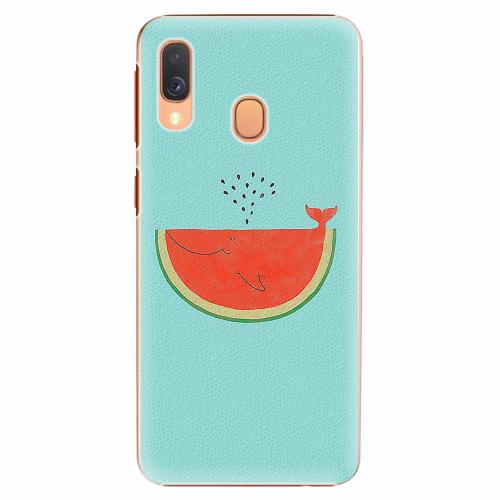 Plastový kryt iSaprio - Melon - Samsung Galaxy A40