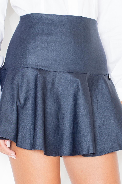Dámská sukně K239 granat - Granátová/S