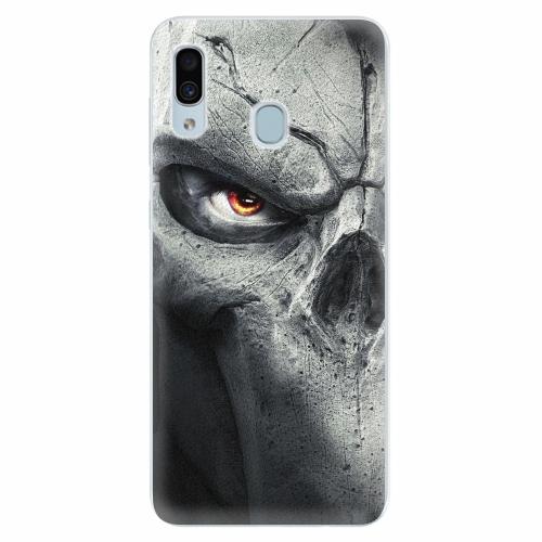 Silikonové pouzdro iSaprio - Horror - Samsung Galaxy A30