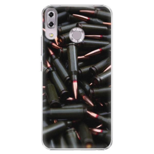Plastové pouzdro iSaprio - Black Bullet - Asus ZenFone 5 ZE620KL