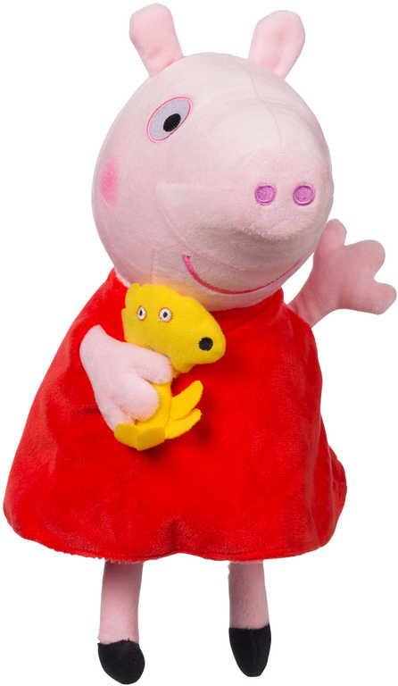 PLYŠ Prasátko PEPINA (Peppa Pig) 30 cm