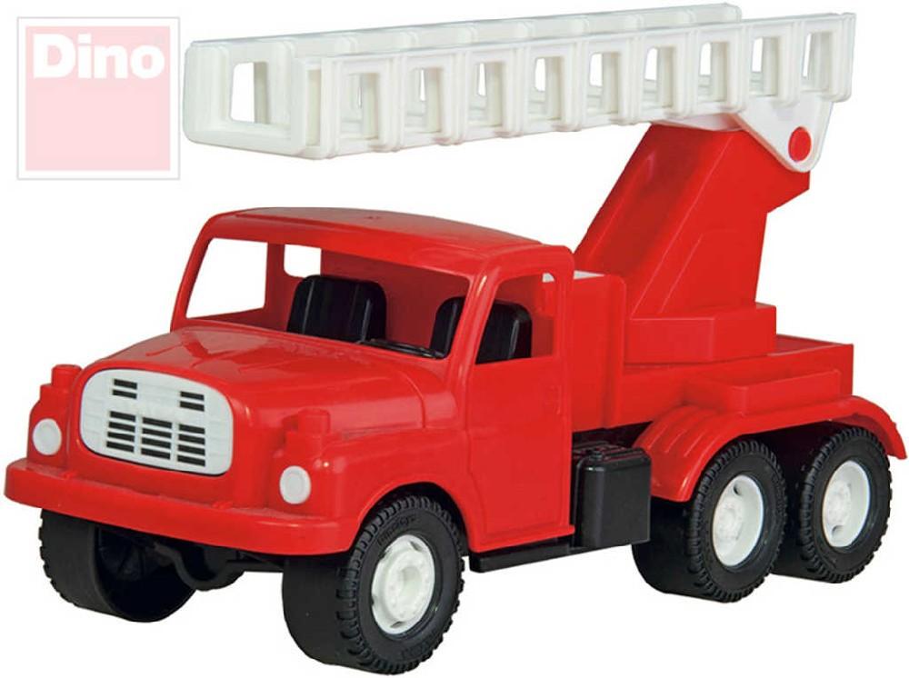 DINO Tatra T148 hasičské zásahové auto na písek 30cm plastové