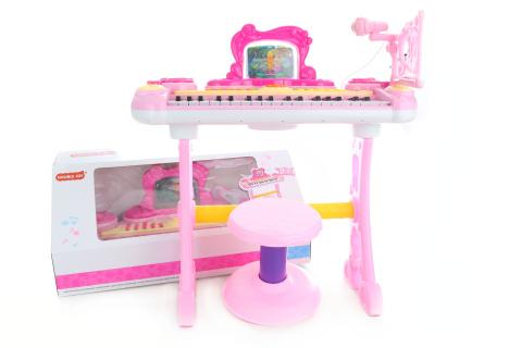 Piano s vodotryskem - adaptér