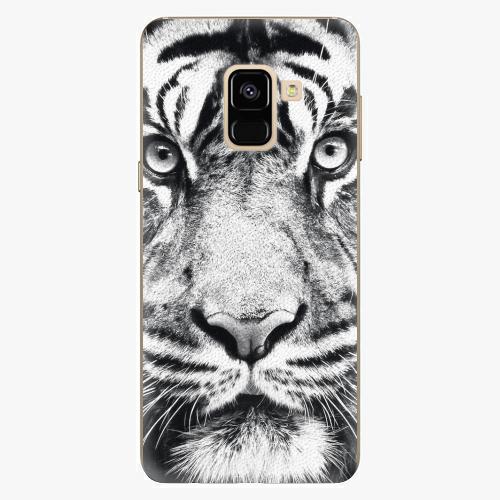 Plastový kryt iSaprio - Tiger Face - Samsung Galaxy A8 2018