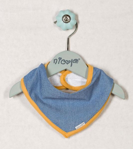 Dětský šátek na krk WESTERN