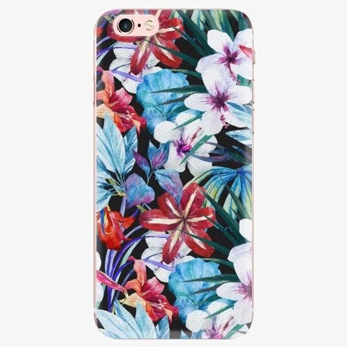 Plastový kryt iSaprio - Tropical Flowers 05 - iPhone 7