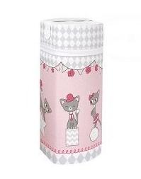Termoobal/termobox CEBA Jumbo - Kočičky růžové