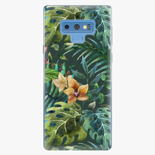 Plastový kryt iSaprio - Tropical Green 02 - Samsung Galaxy Note 9