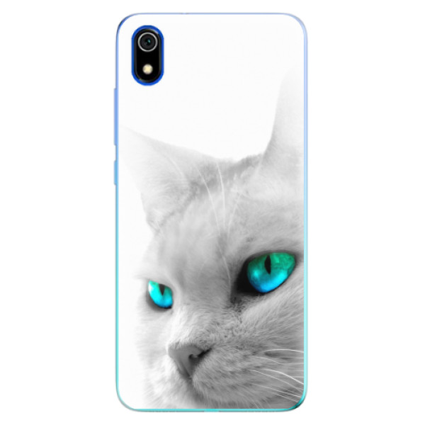 Odolné silikonové pouzdro iSaprio - Cats Eyes - Xiaomi Redmi 7A
