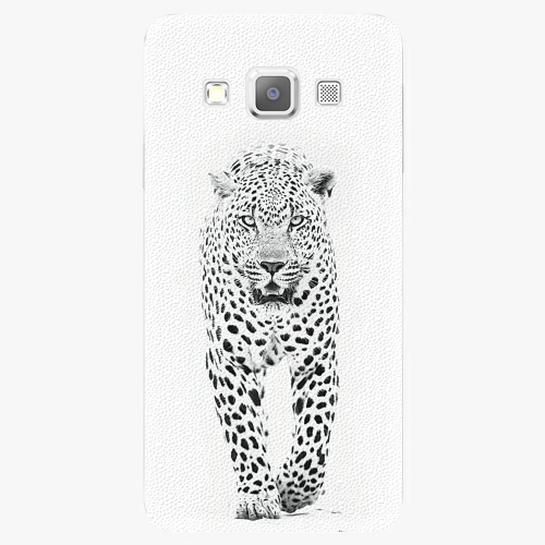Plastový kryt iSaprio - White Jaguar - Samsung Galaxy A5