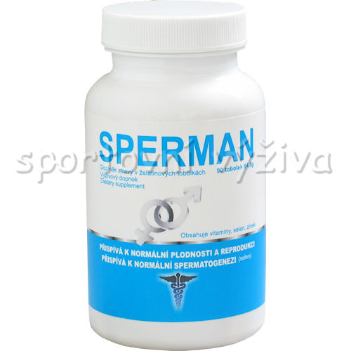 Sperman 90 kapslí