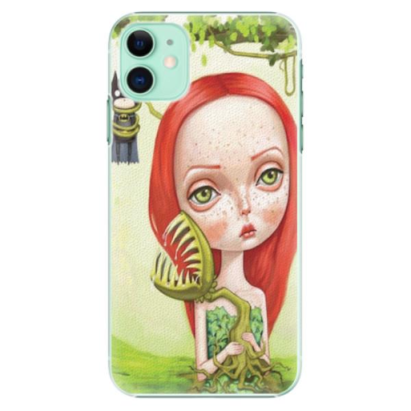 Plastové pouzdro iSaprio - Poison - iPhone 11