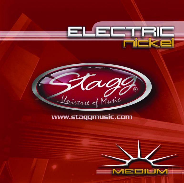 Stagg EL-1152, sada strun pro elektrickou kytaru