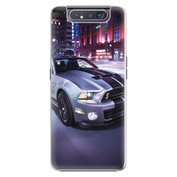 Plastové pouzdro iSaprio - Mustang - Samsung Galaxy A80