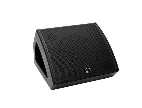 Omnitronic KM-112A aktivní monitor, koaxialní