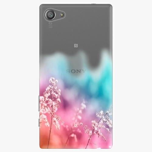 Plastový kryt iSaprio - Rainbow Grass - Sony Xperia Z5 Compact