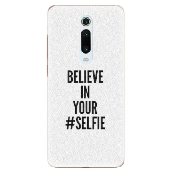 Plastové pouzdro iSaprio - Selfie - Xiaomi Mi 9T Pro