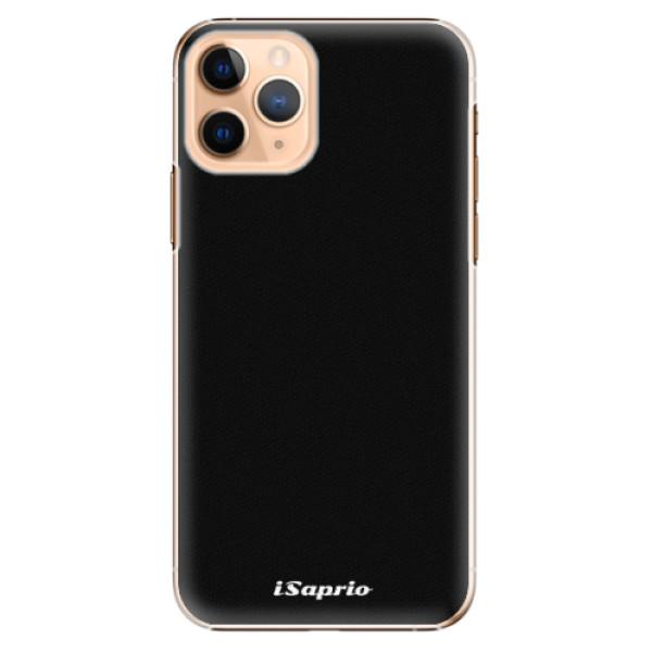 Plastové pouzdro iSaprio - 4Pure - černý - iPhone 11 Pro