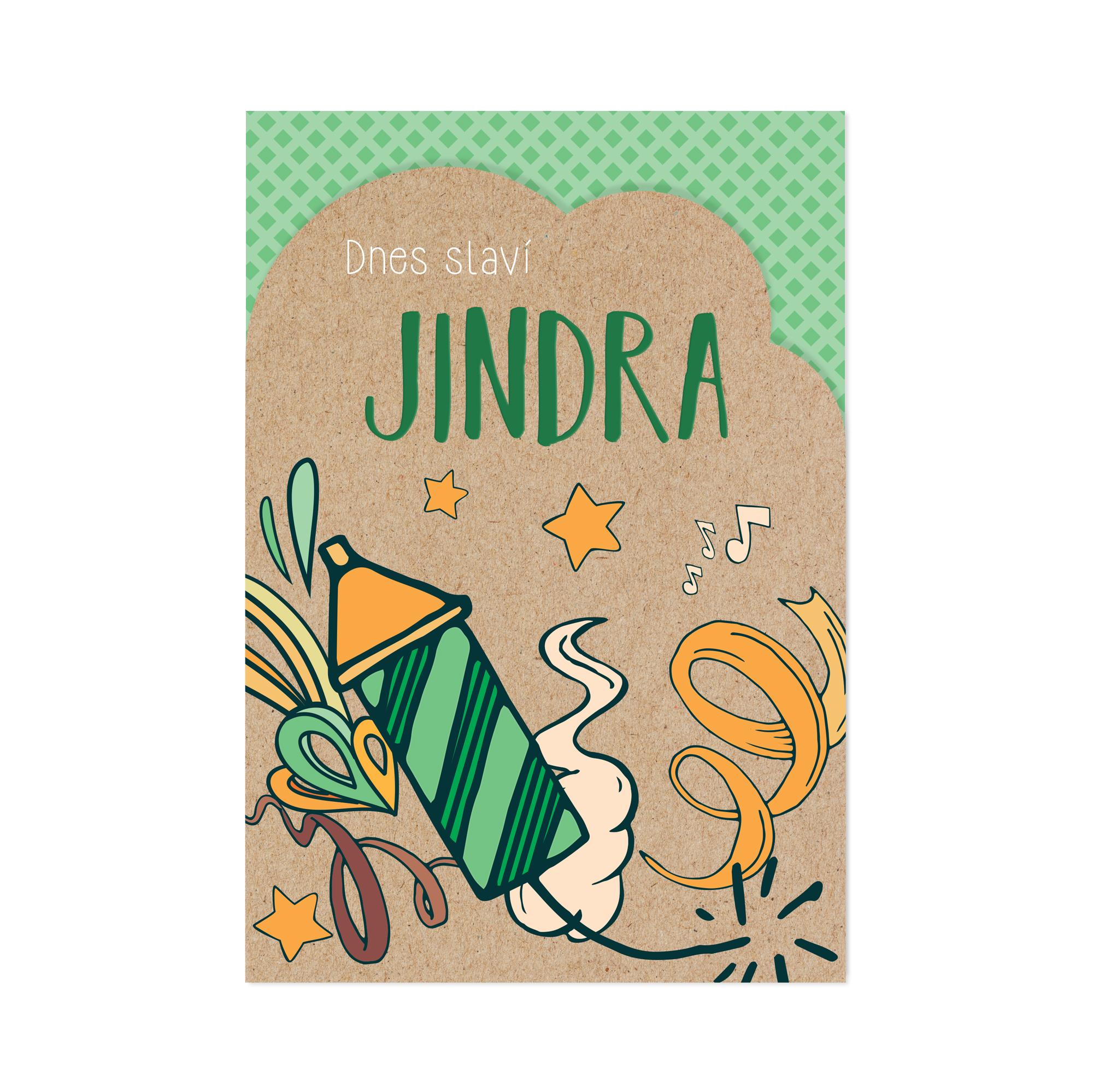 Přání - Jindra