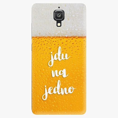 Plastový kryt iSaprio - Jdu na jedno - Xiaomi Mi4