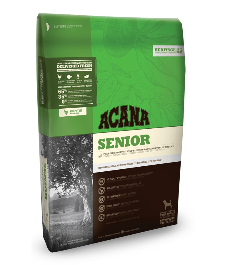 Acana Dog Senior 11,4kg