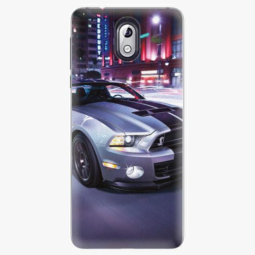 Plastový kryt iSaprio - Mustang - Nokia 3.1