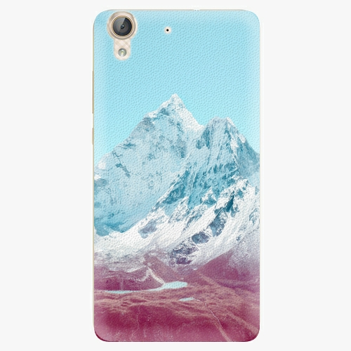 Plastový kryt iSaprio - Highest Mountains 01 - Huawei Y6 II