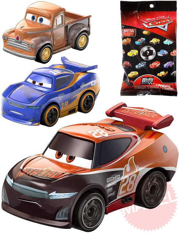 MATTEL Cars 3 (Auta) mini autíčko Disney Pixar různé druhy
