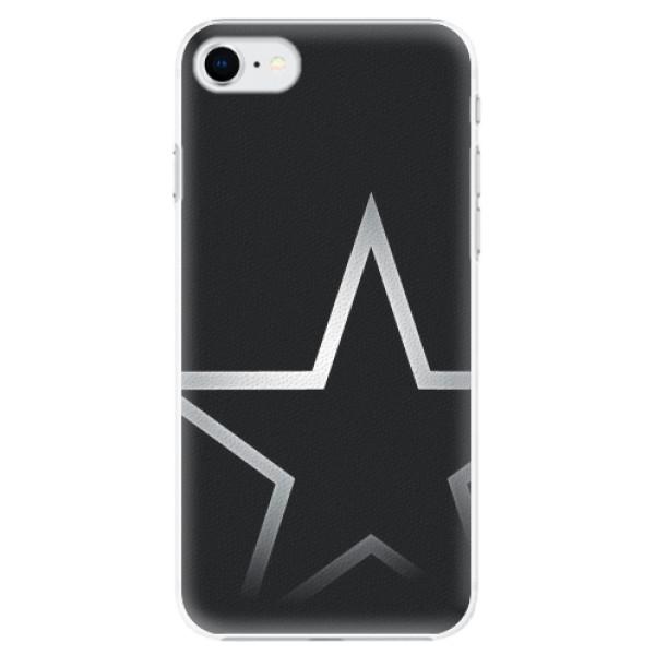 Plastové pouzdro iSaprio - Star - iPhone SE 2020
