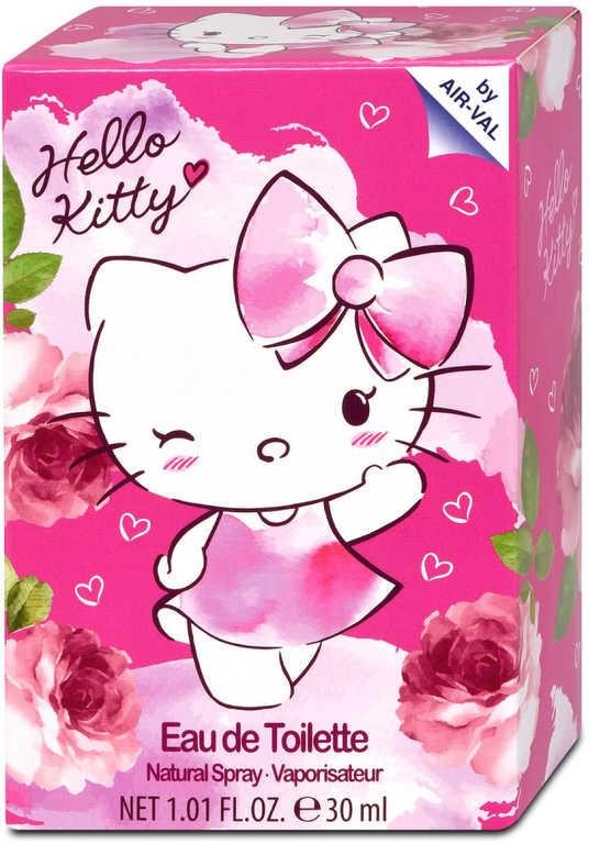 EDT Parfém Hello Kitty 30ml toaletní voda dětská kosmetika