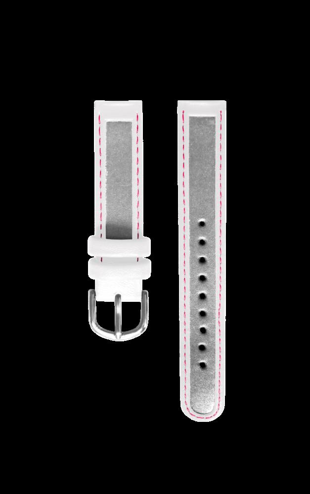 Reflexní bílý řemínek k hodinkám CLOCKODILE