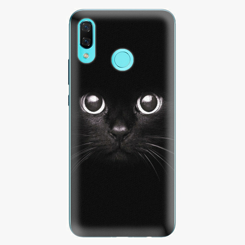 Plastový kryt iSaprio - Black Cat - Huawei Nova 3